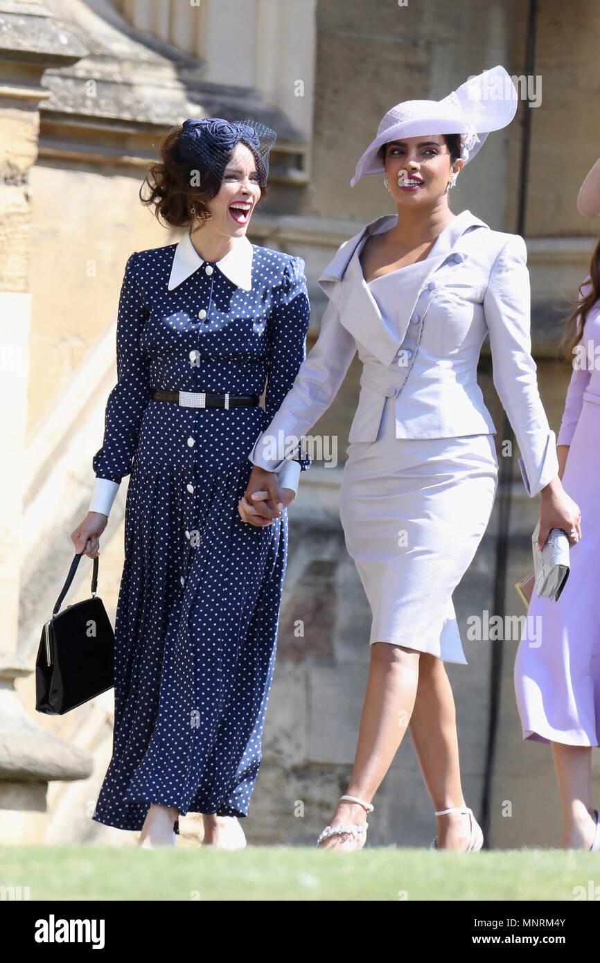Anzuge Schauspielerin Abigail Spencer Und Bollywood Schauspielerin