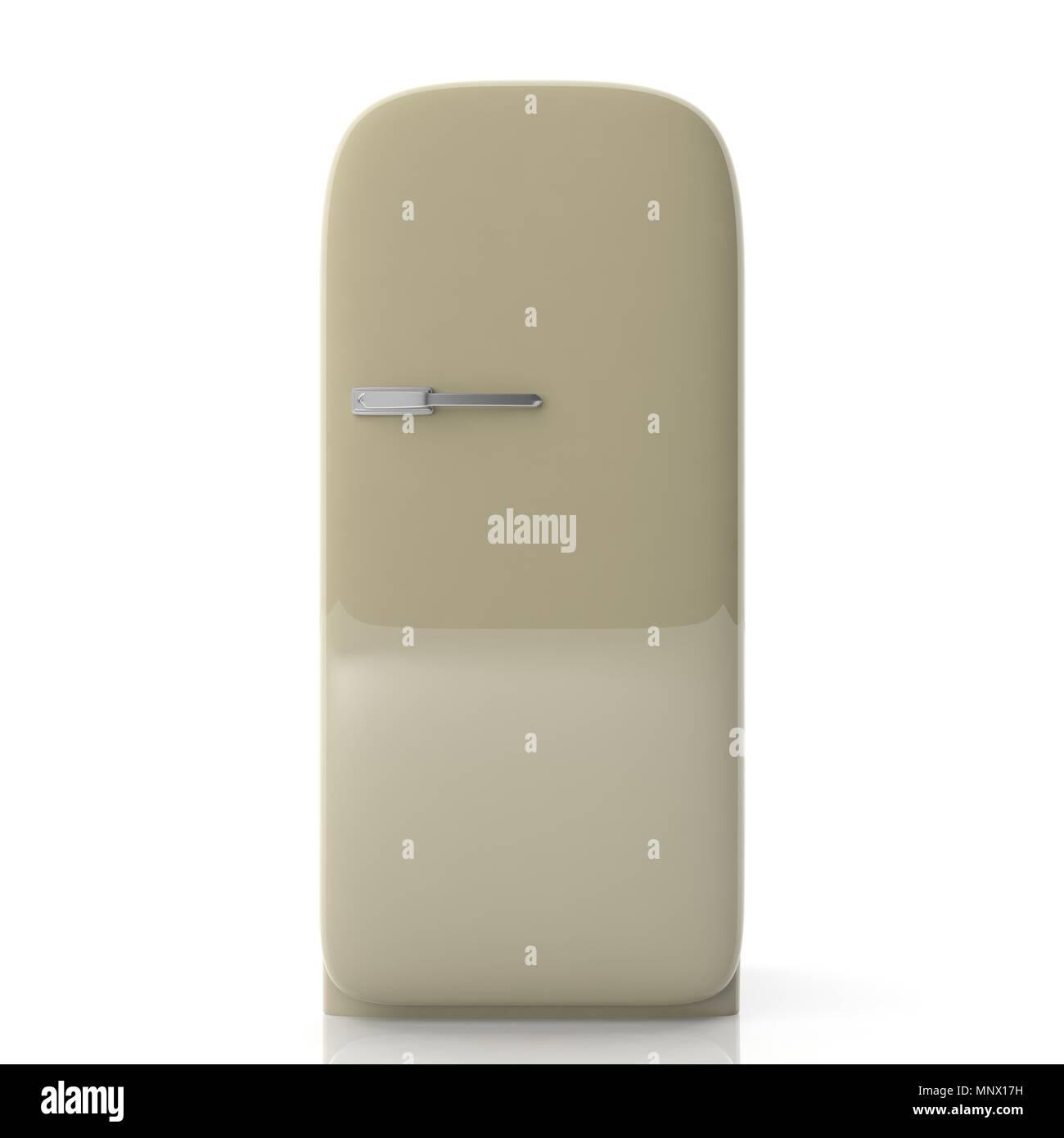 Retro Fridge Freezer Stockfotos & Retro Fridge Freezer Bilder - Alamy