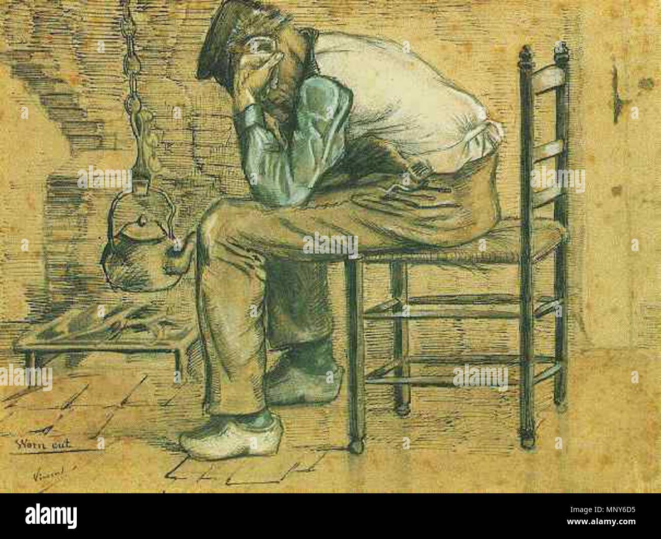 Englisch Vincent Van Gogh