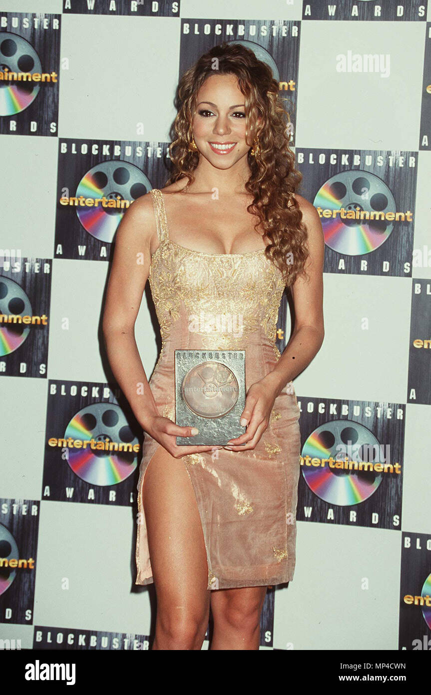 Mariah Carey 1994 Stockfotos & Mariah Carey 1994 Bilder - Alamy