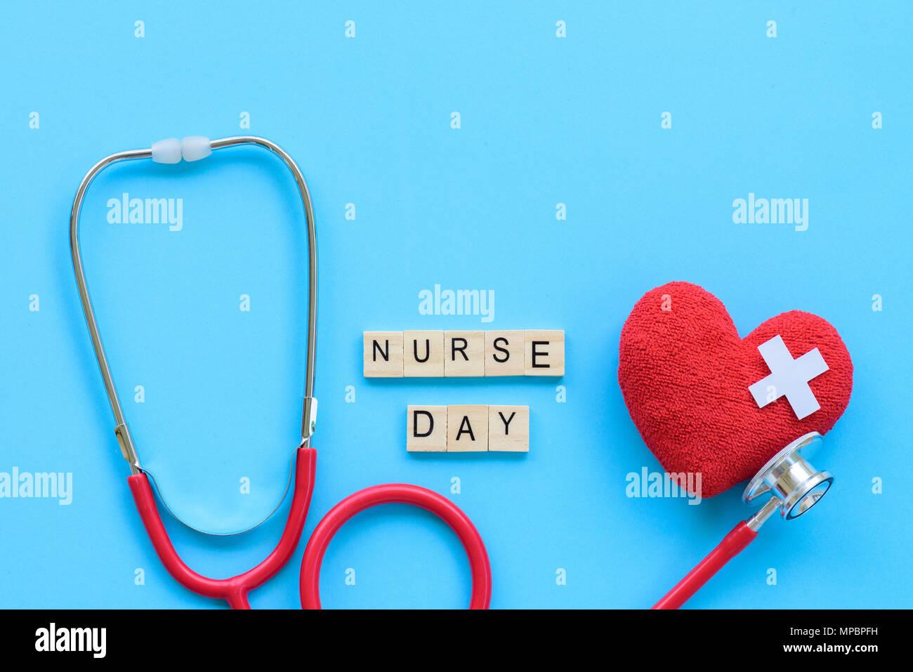 Der krankenschwester tag Tag der