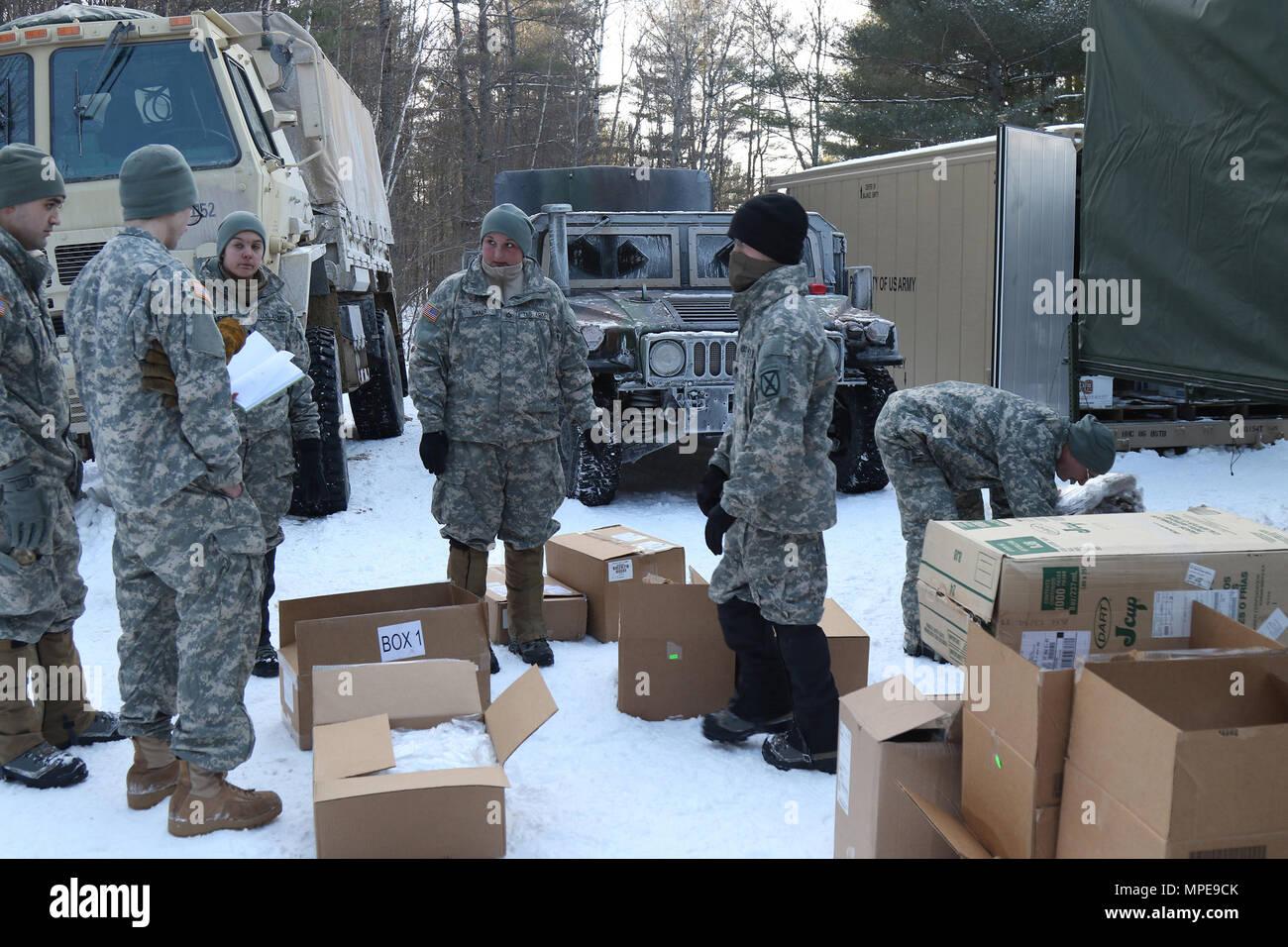 Army Camp Echo Stockfotos & Army Camp Echo Bilder - Alamy