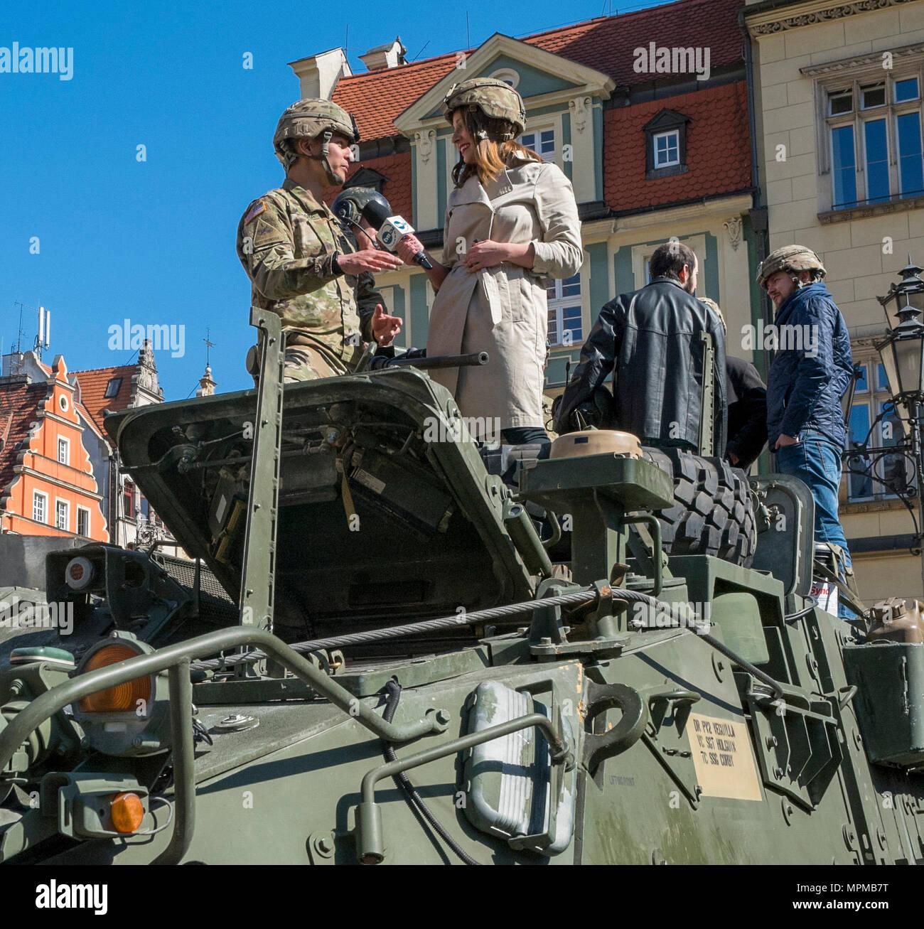 Polish Television Stockfotos & Polish Television Bilder - Alamy