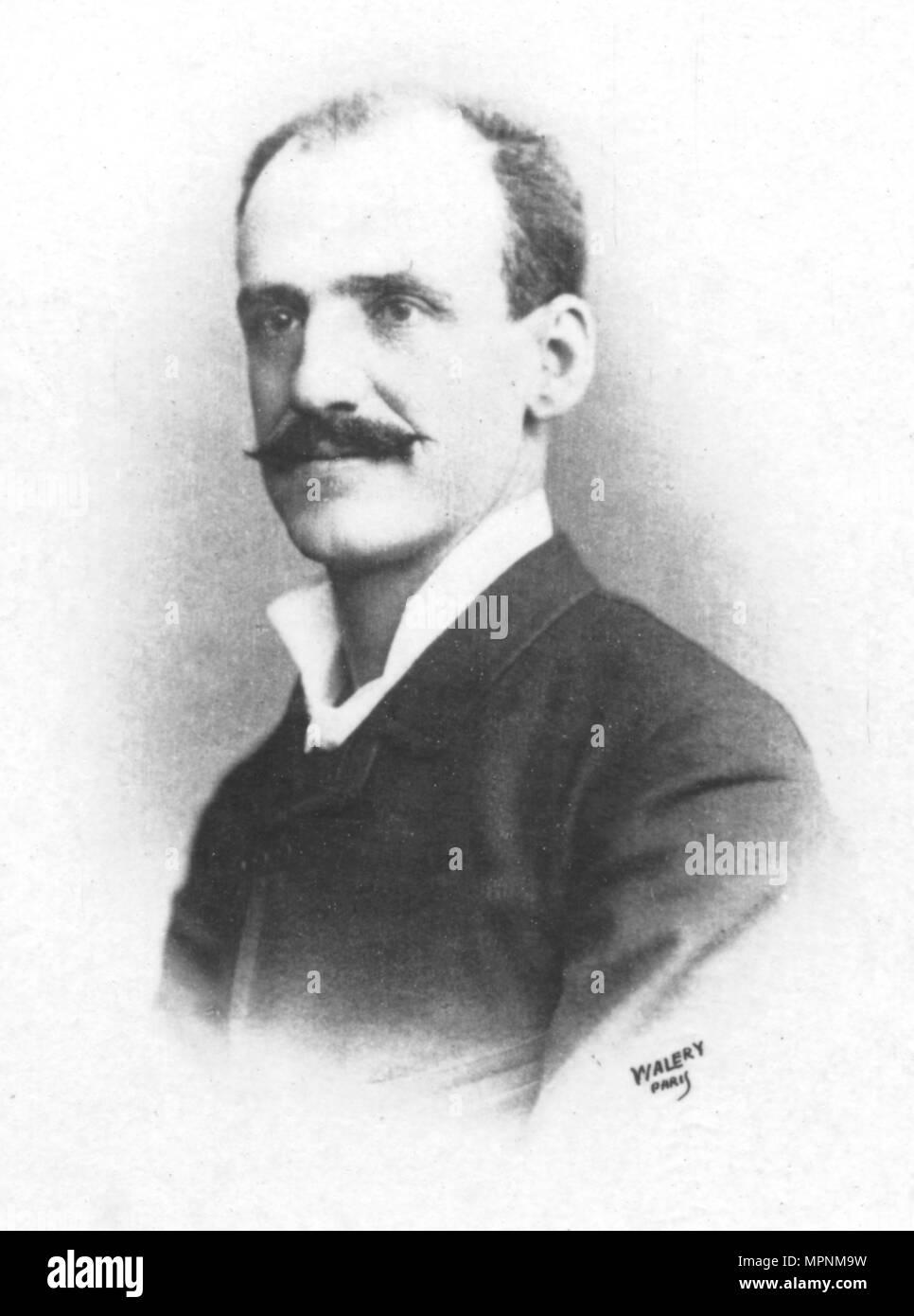 Foureau'', c 1893. Artist: Stanislaw Walery zählen. Stockfoto