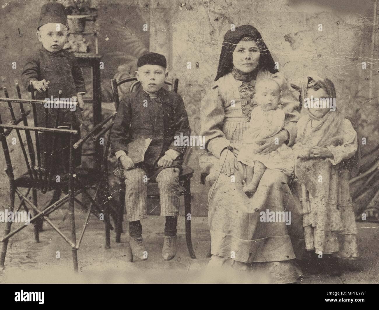 Aussehen tataren Baschkiren und