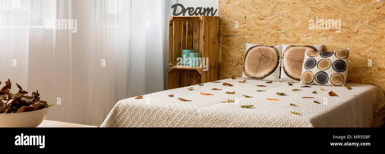 Herbst Schlafzimmer Ideen - Natur Herbst inspirierende Dekorationen ...