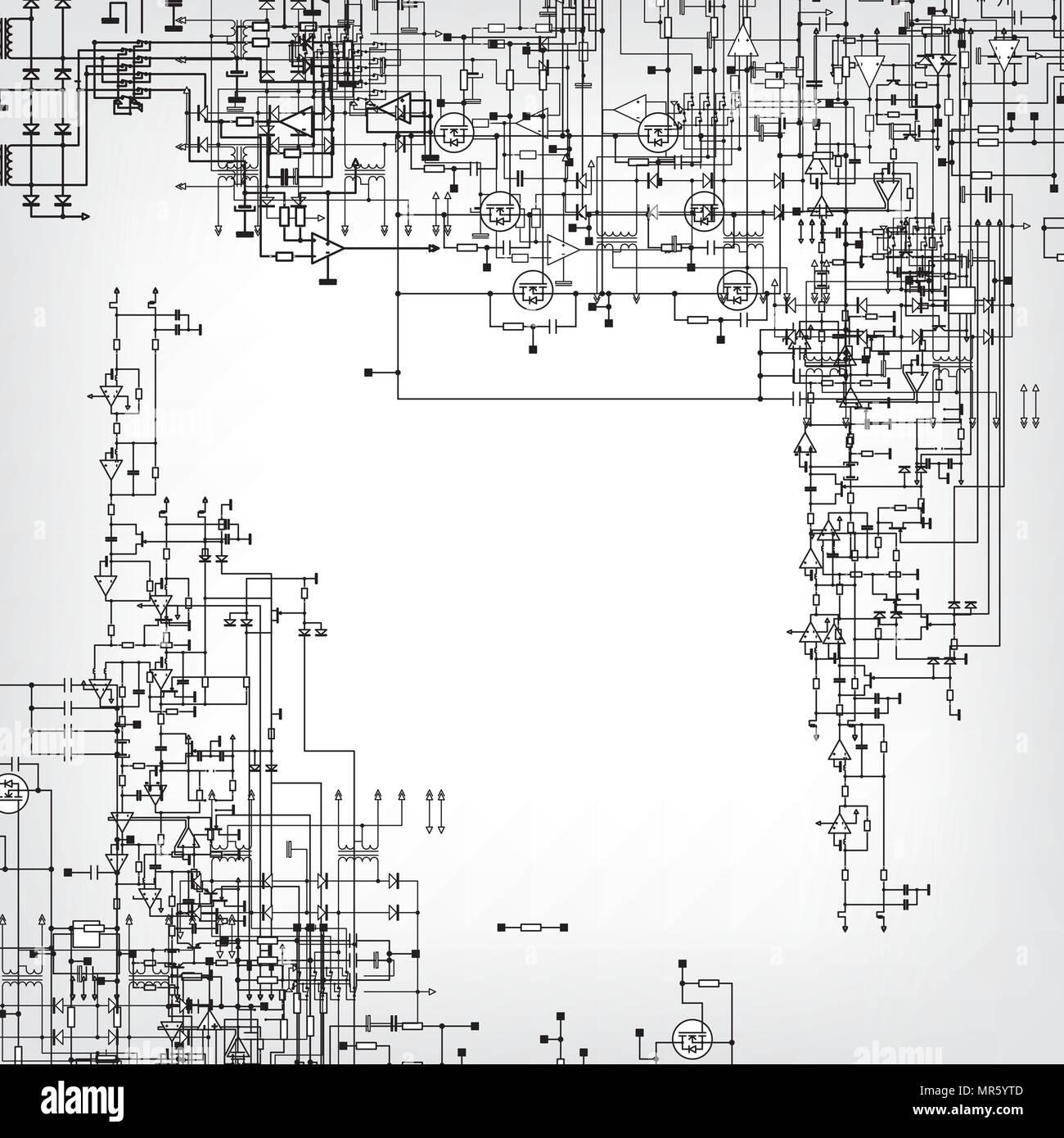 Schematic Illustration Stockfotos & Schematic Illustration Bilder ...