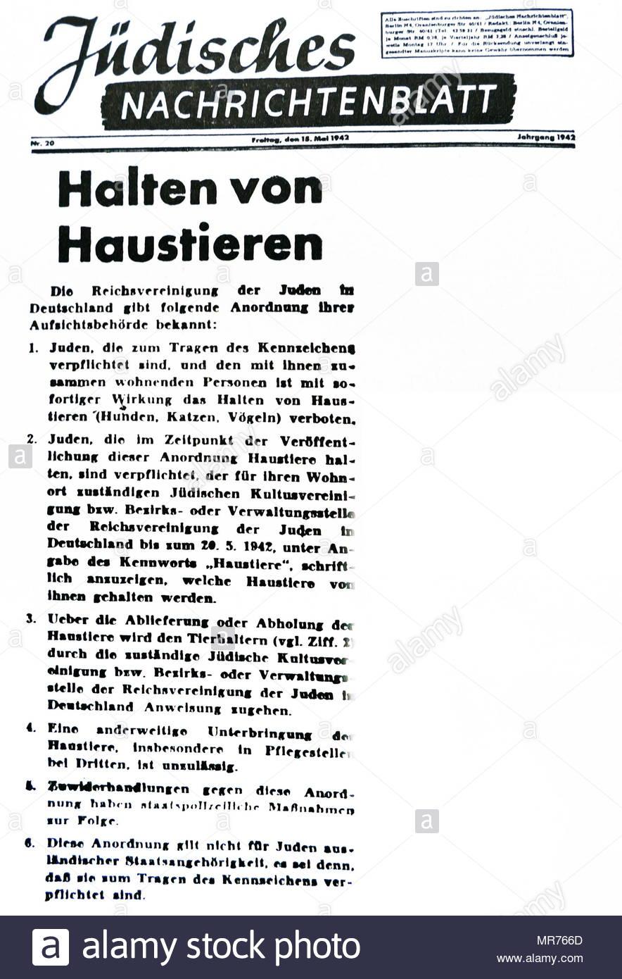 Juden Verboten Stockfotos Juden Verboten Bilder Alamy