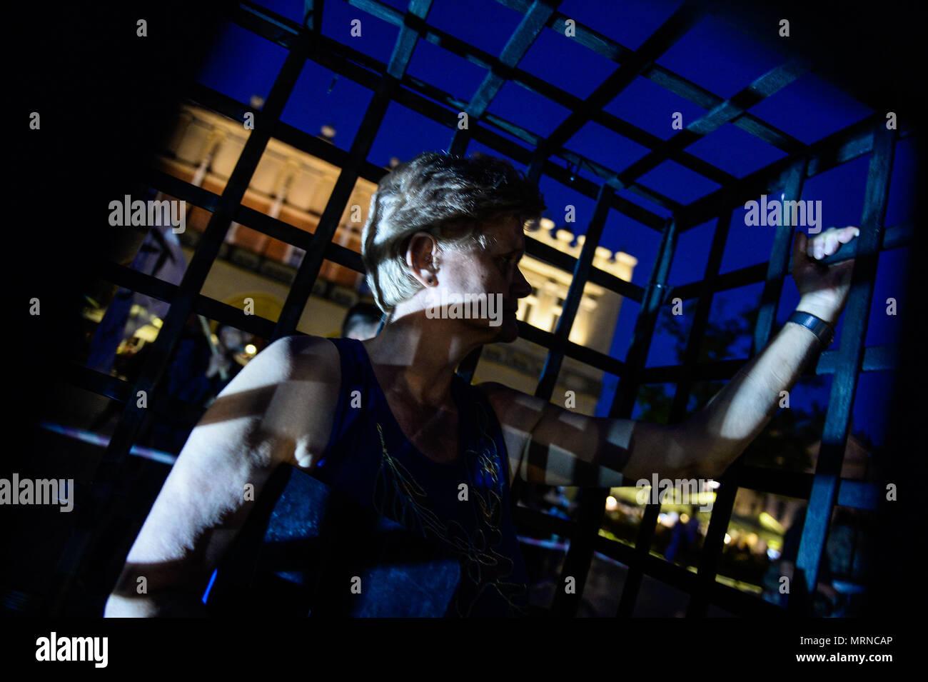 Woman Rights Poland Stockfotos & Woman Rights Poland Bilder - Alamy