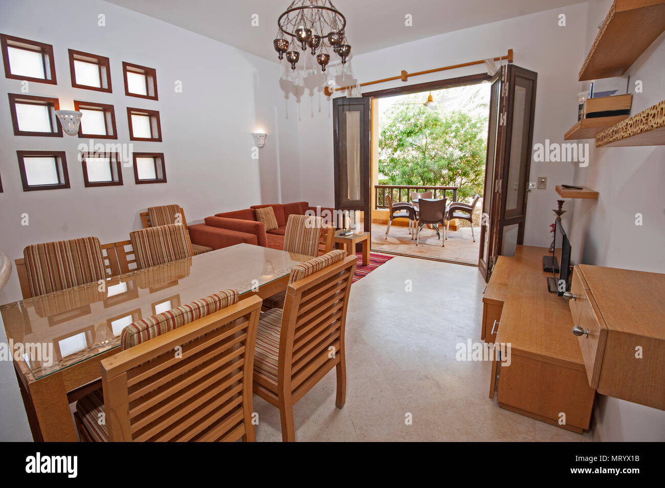 Apartment Einrichtung living room lounge in luxus apartment zeigen home Übersicht interior