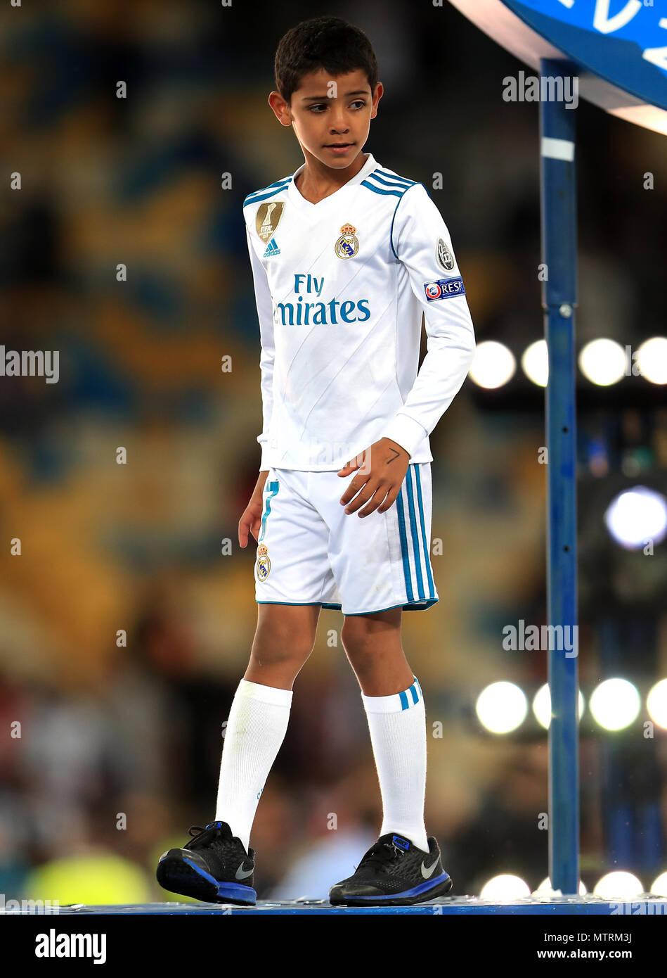 Von Real Madrid Cristiano Ronaldo Sohn Cristiano Ronaldo Jr