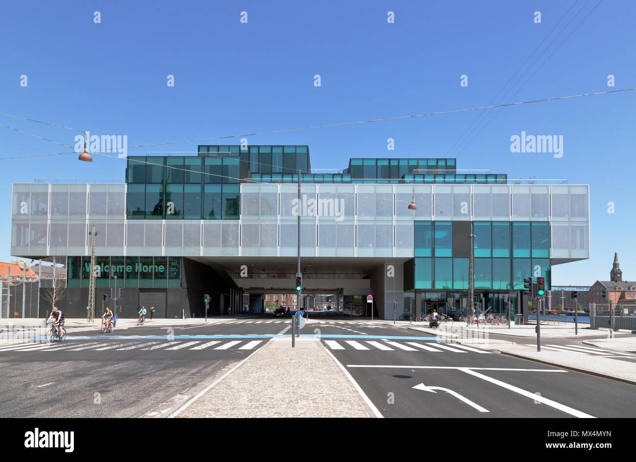 Die Blox Gebäude Einen Neuen Prestige Gebäude Für Architektur Und