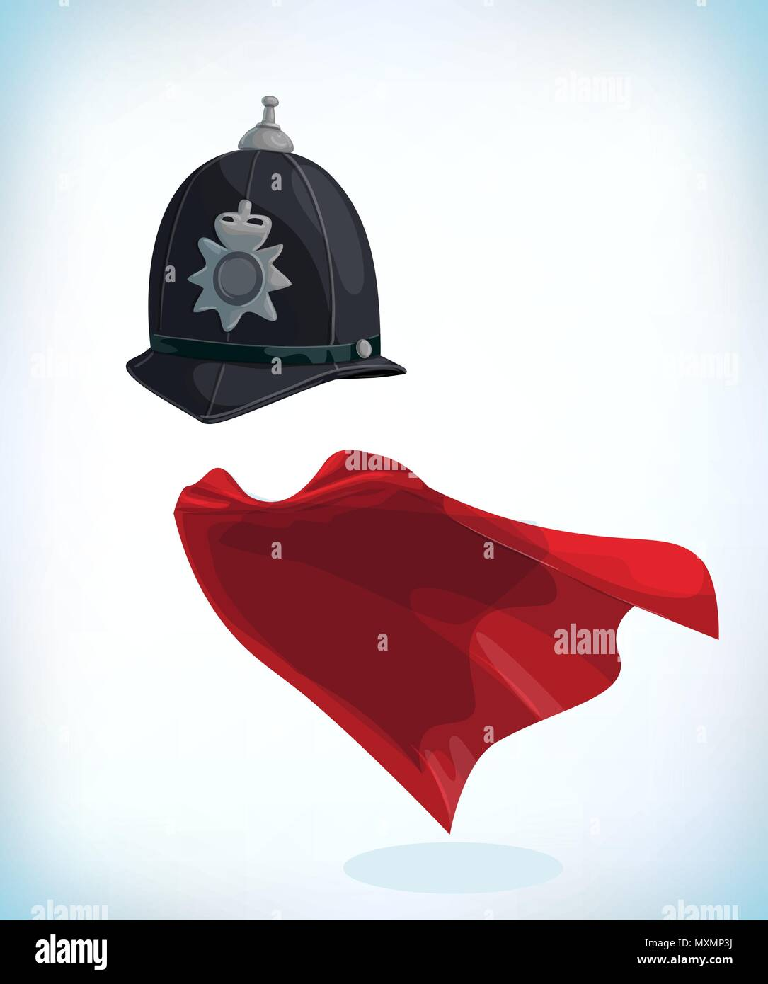 Policeman Helmet Stockfotos & Policeman Helmet Bilder - Alamy