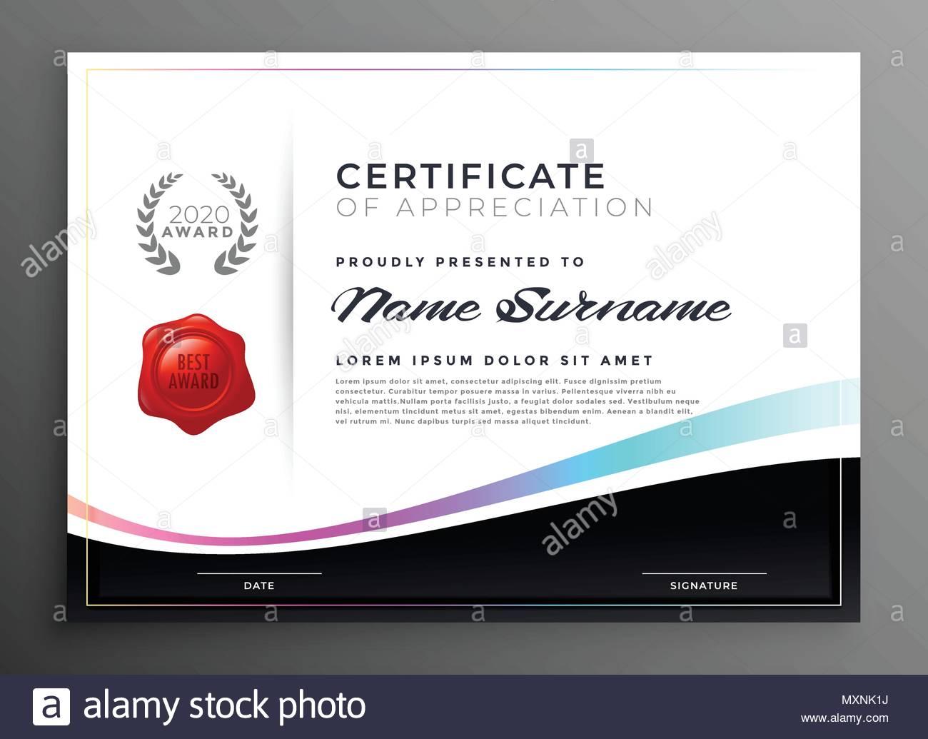 Fein Anerkennungs Award Vorlage Ideen - Beispiel Zusammenfassung ...