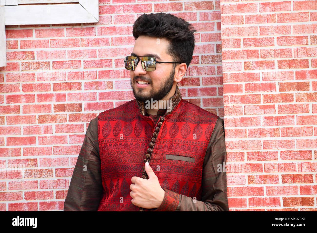 Indische Hochzeitszeremonie Stockfotos Indische Hochzeitszeremonie