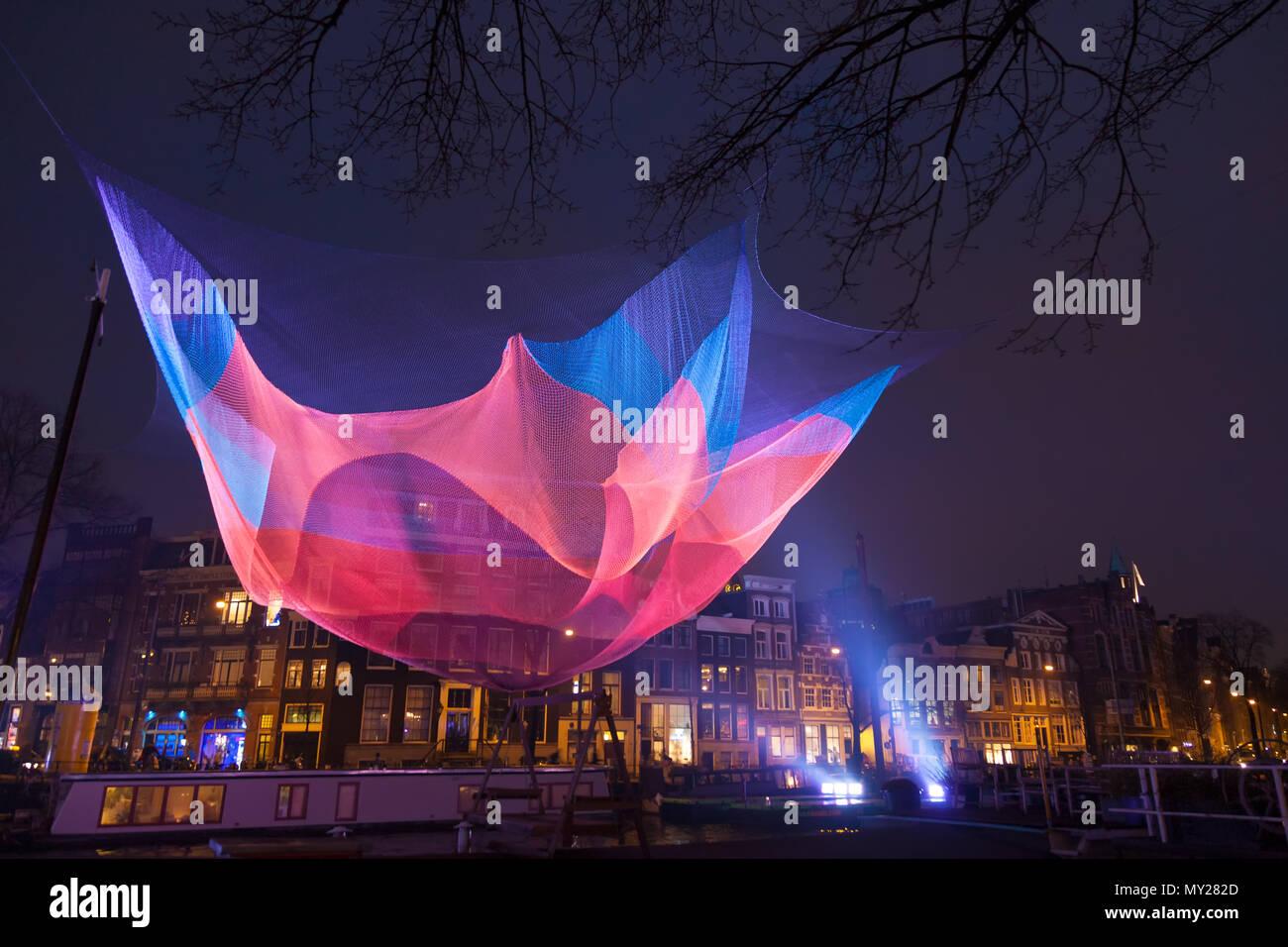 Licht Tour Amsterdam : Amsterdam licht festival eine jährliche veranstaltung im winter