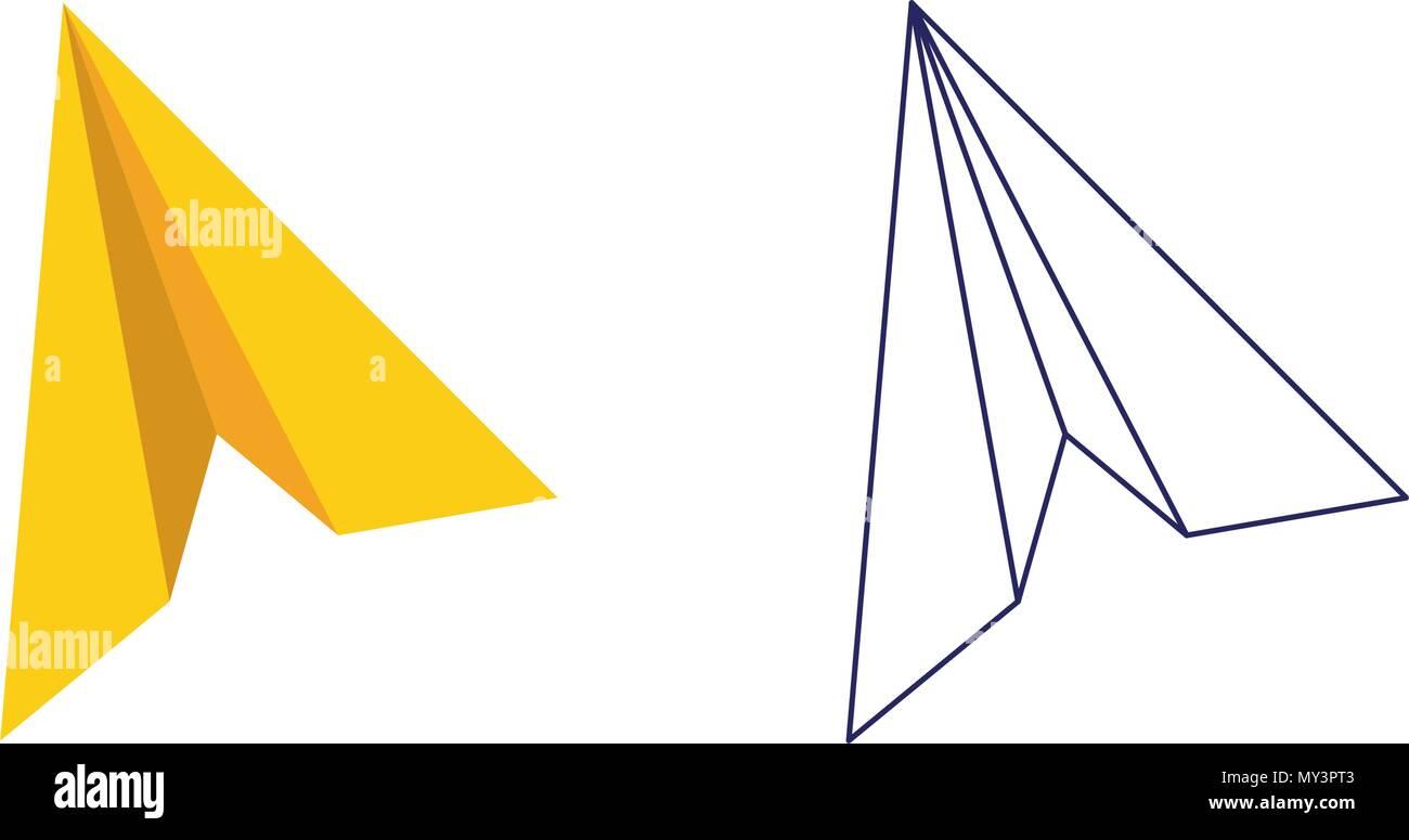 Niedlich Druckbare Papierflugzeug Vorlage Fotos - Entry Level Resume ...
