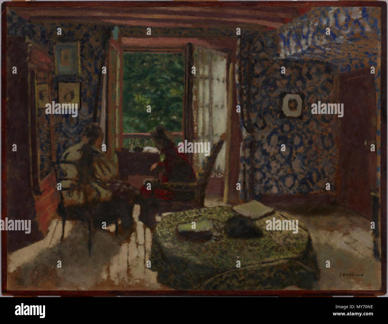 Edouard Vuillard 1868 1940 Stockfotos & Edouard Vuillard 1868 1940 ...