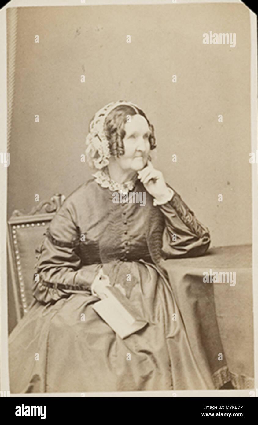 Typ Der Arbeit Foto Carte De Visite Schopfer Whipple John Adams 1822 1891 US Amerikanischer Datum 1860 1864 Abmessungen Anblick 10 X 6 Cm 3