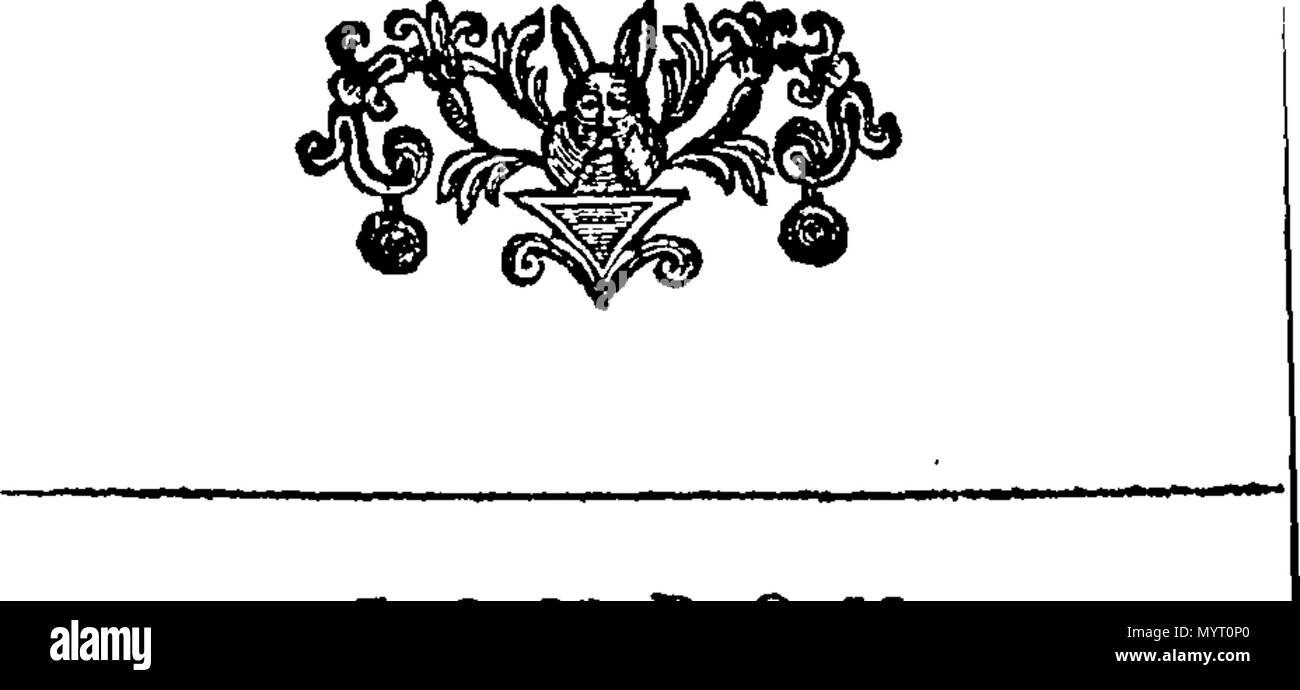 Englisch Fleuron Aus Buch Angeln Ein Gedicht 358 Angeln