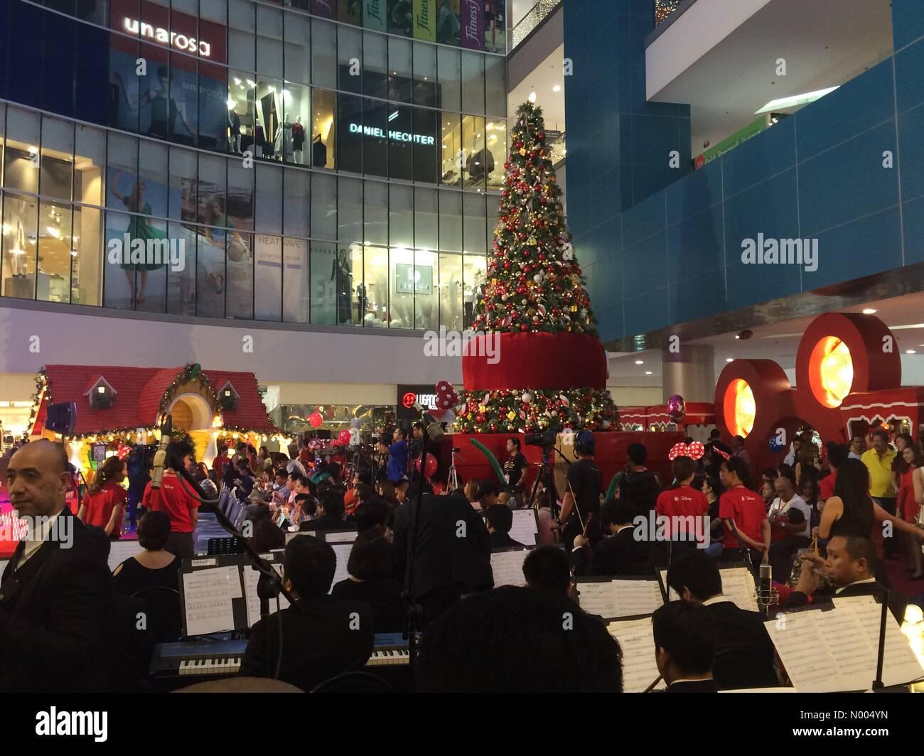 Air Asia Quezon Stadt Metro Manila Philippinen 6 November 2015