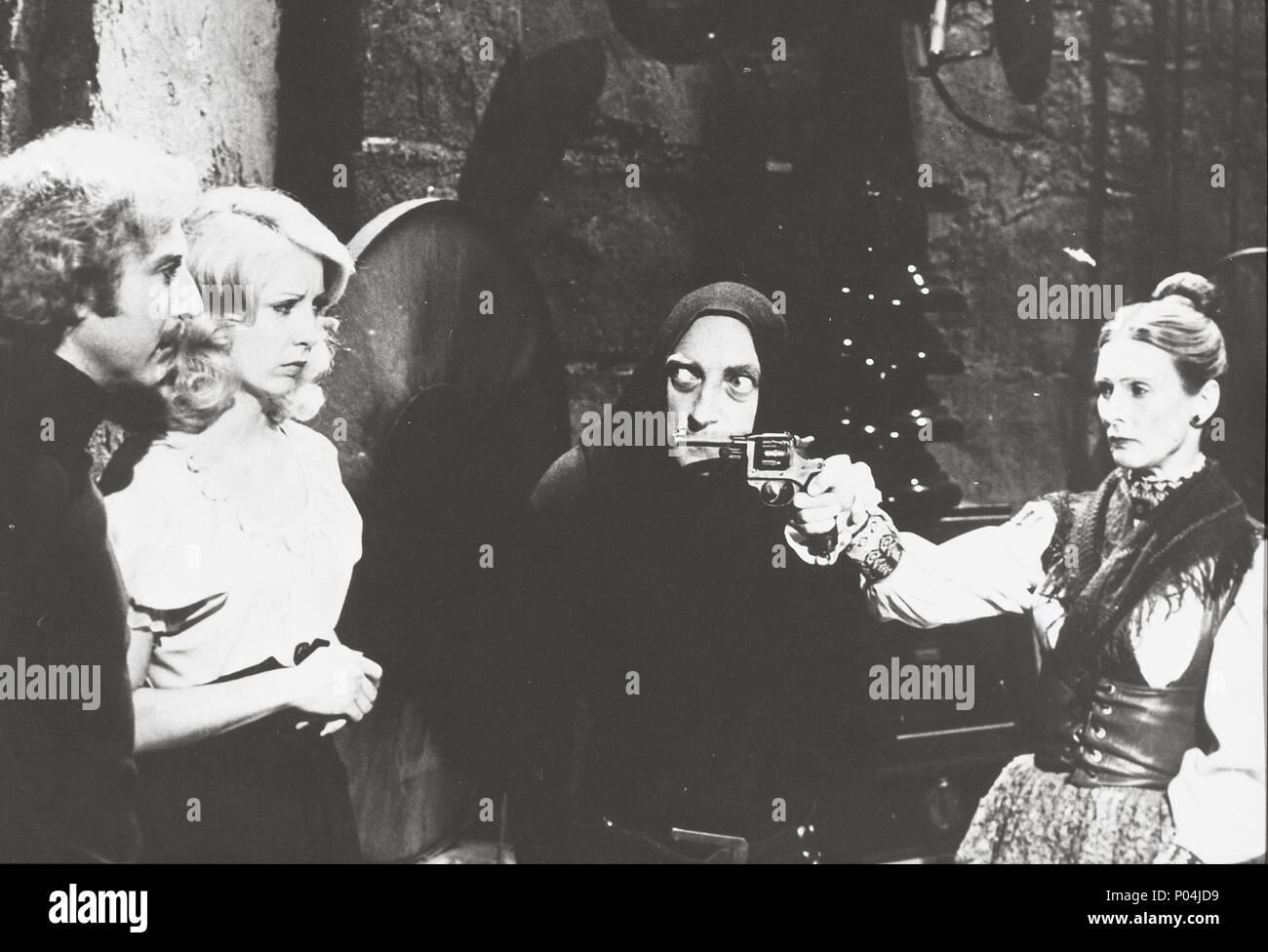 Original Film Titel Young Frankenstein Englischer Titel Young