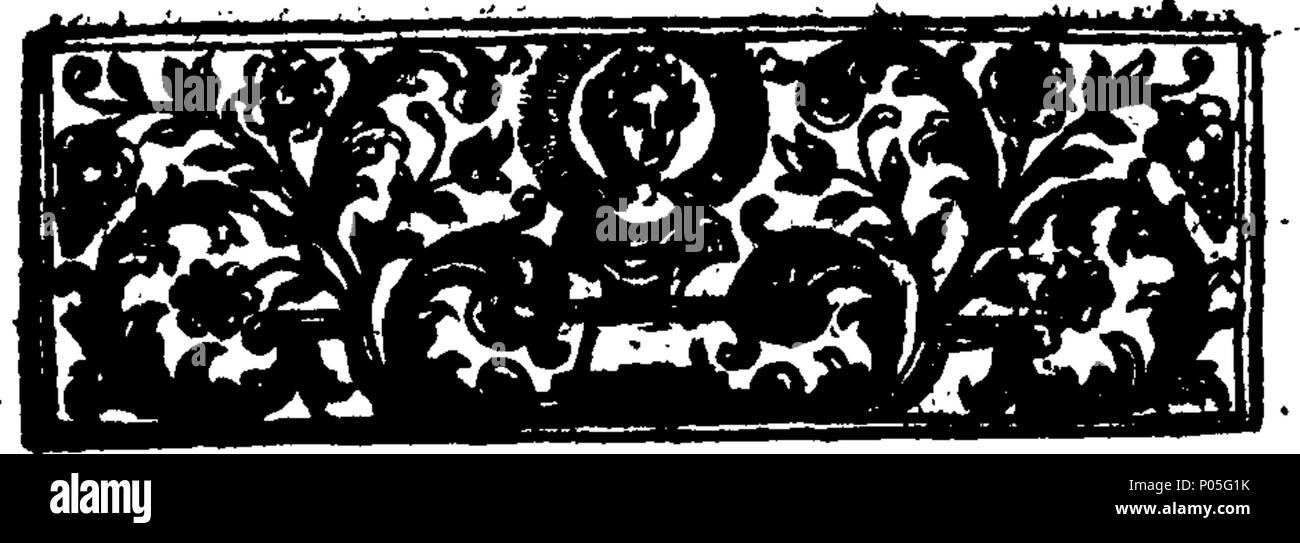 Englisch Fleuron Aus Buch Eine Verteidigung Der Ld Bischof Von