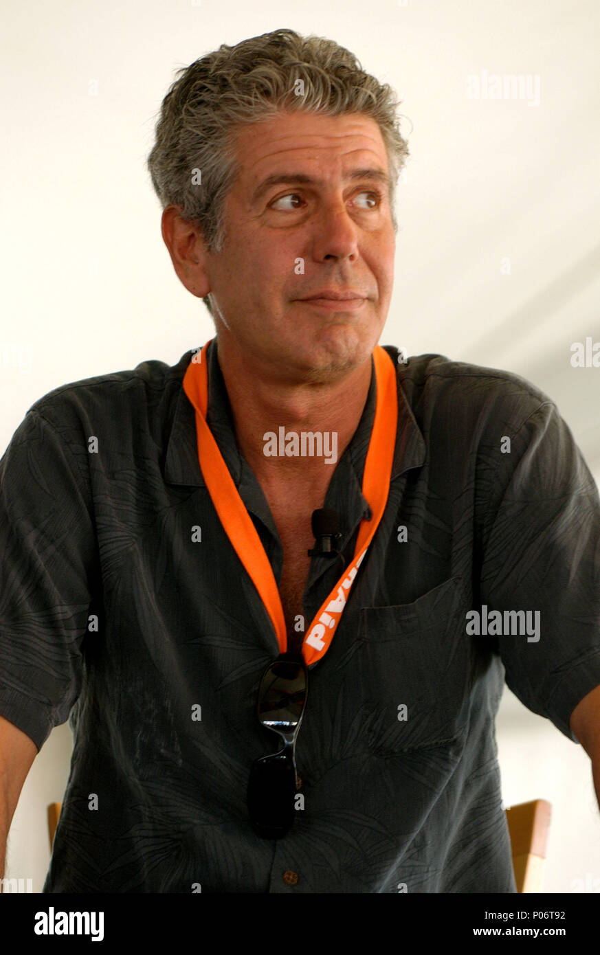 Anthony Bourdain Food Stockfotos & Anthony Bourdain Food Bilder - Alamy