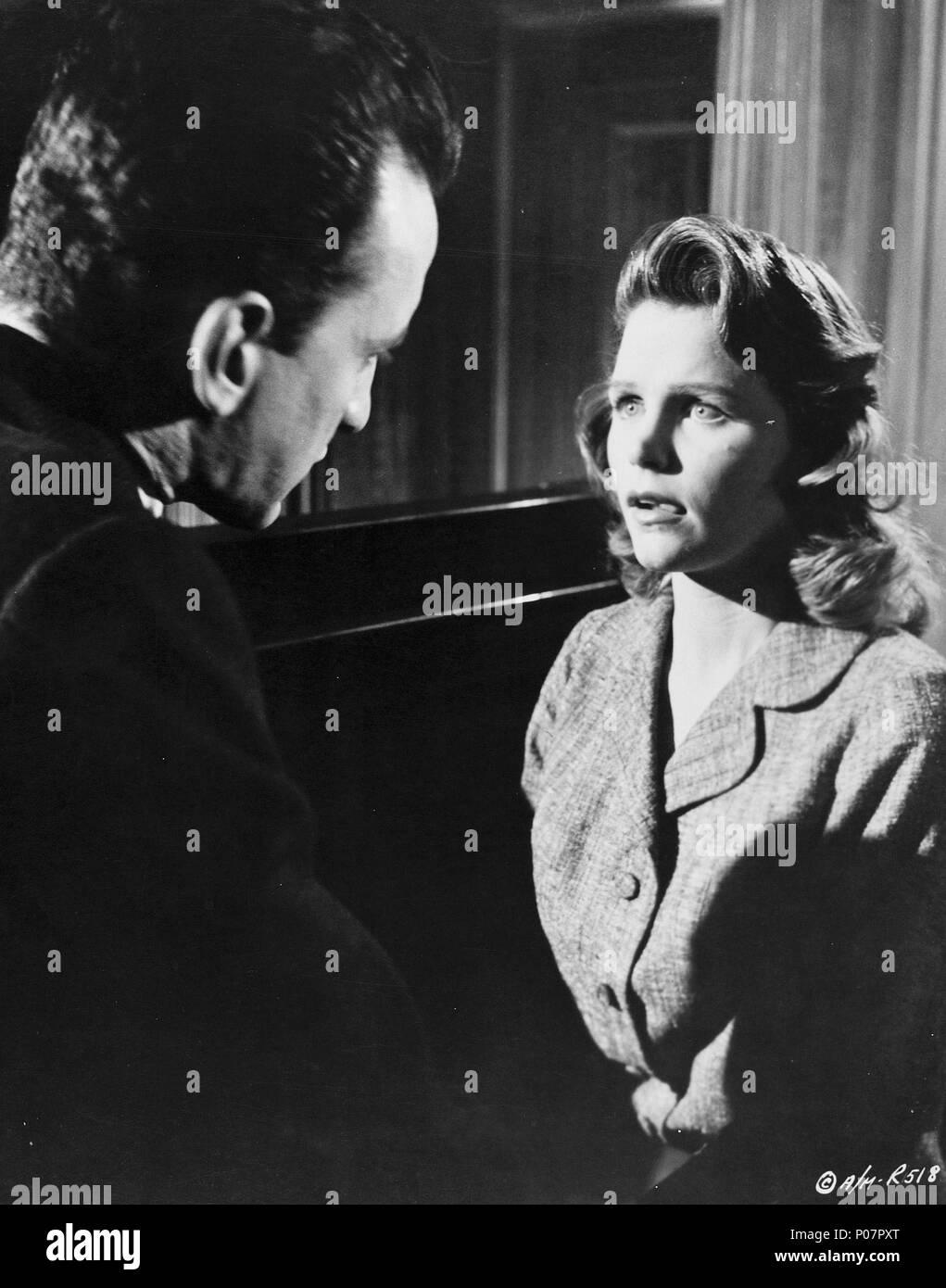 Otto Preminger Lee Remick Stockfotos & Otto Preminger Lee Remick ...