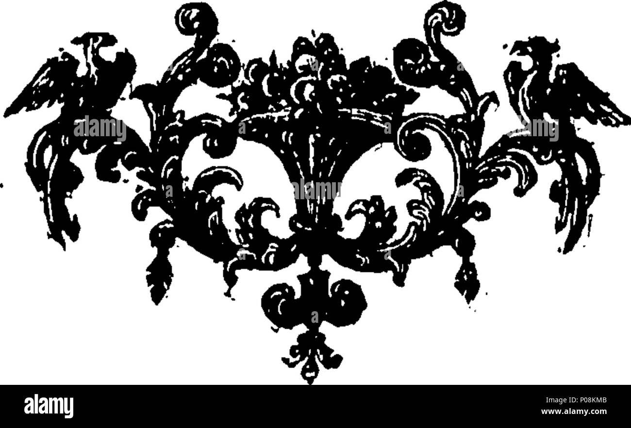 englisch fleuron aus buch ein brief an dr sherlock uber die schlechtigkeit und ungerechtigkeit neben eine gottliche einrichtung