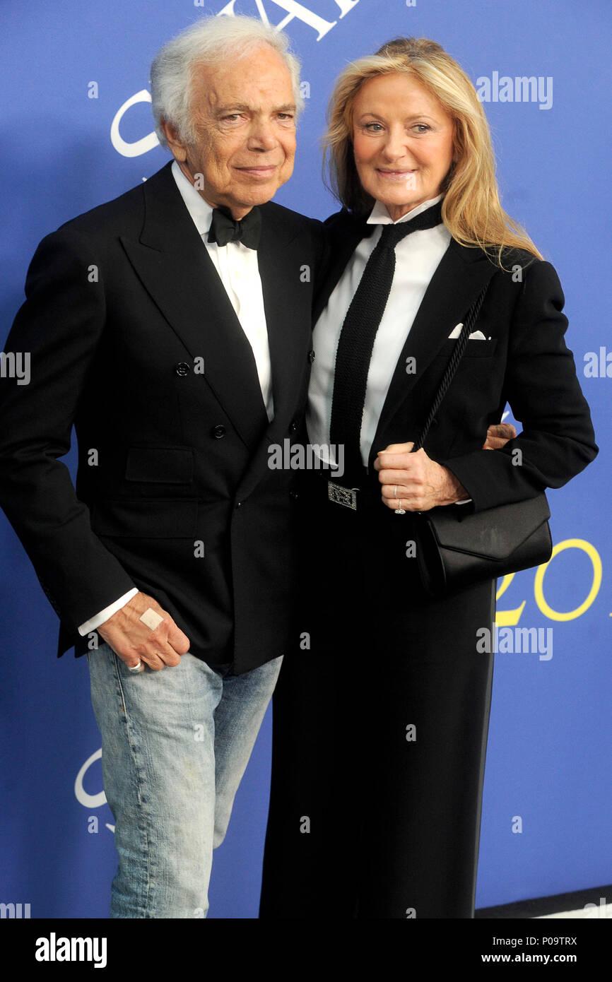 Ralph Lauren And Ricky Lauren ...