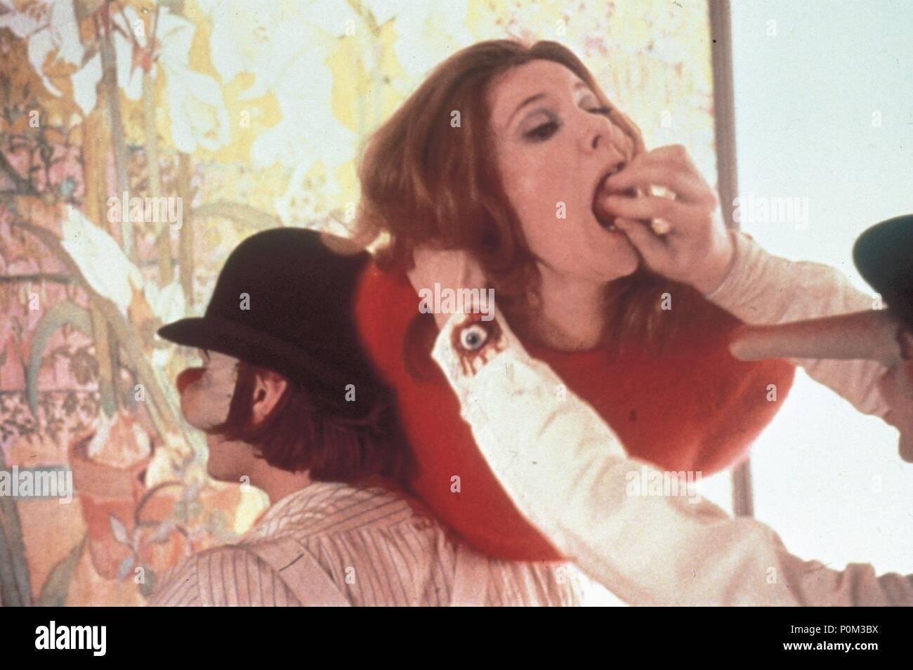 Original Film Titel Uhrwerk Orange Englischer Titel A Clockwork