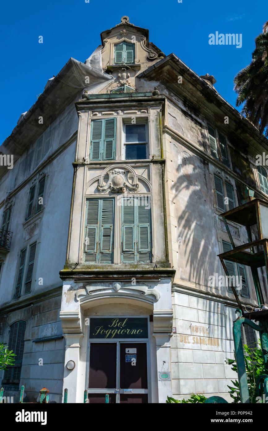 Hotel Bel Soggiorno Rapallo – Sfondo