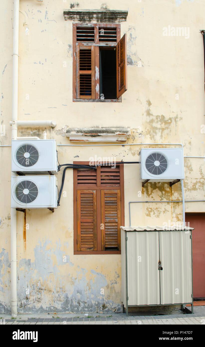 Klimaanlage Im Haus Stockfoto Bild 207232739 Alamy