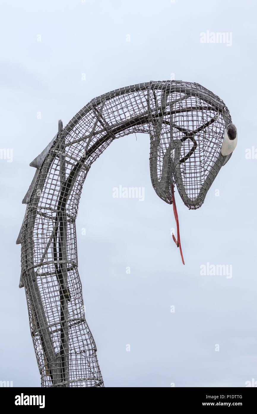 Chicken Wire Sculpture Stockfotos & Chicken Wire Sculpture Bilder ...