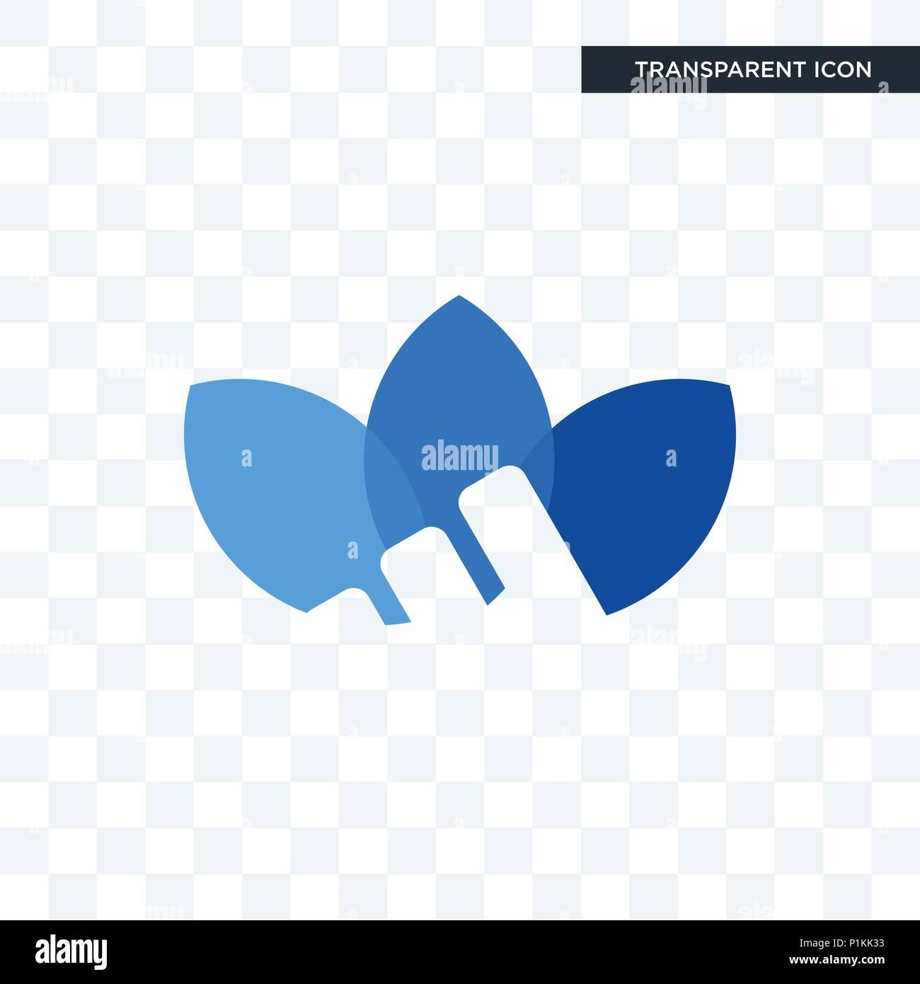 Adidas vektor Icon auf transparentem Hintergrund isoliert