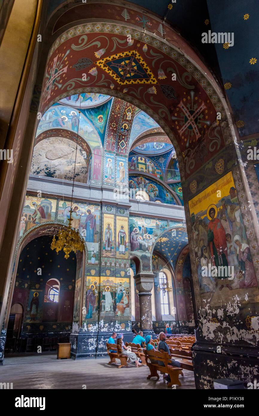 Cool Schöne Einrichtung Ideen Von Neue Athos, Abchasien/georgien - Sep 2, 2017: