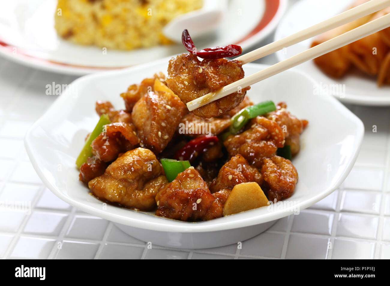 American Fried Rice Stockfotos & American Fried Rice Bilder - Alamy