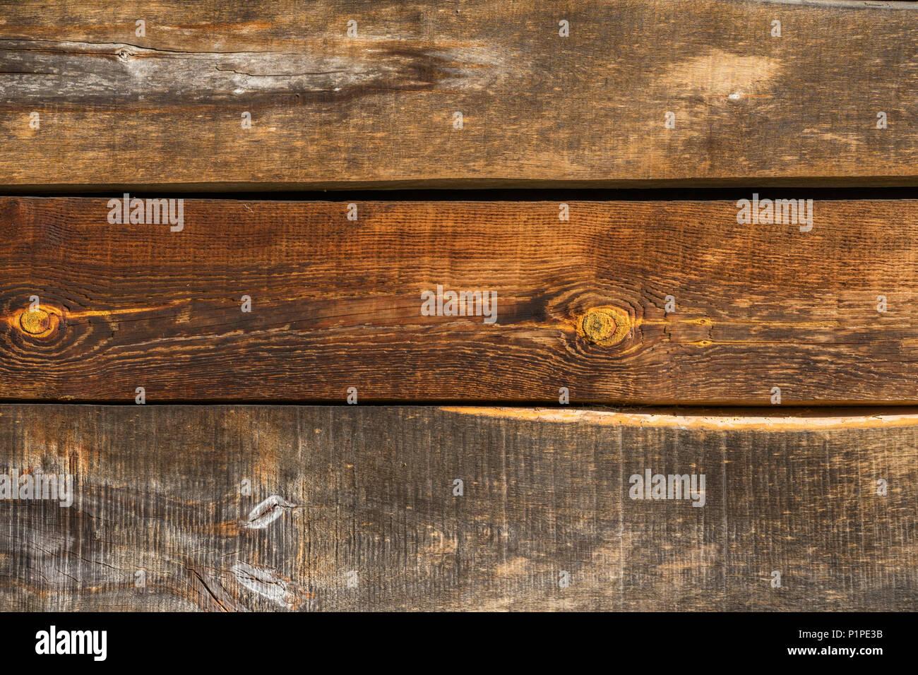natürliche holzoberfläche, textur close-up. rustikal horizontalen