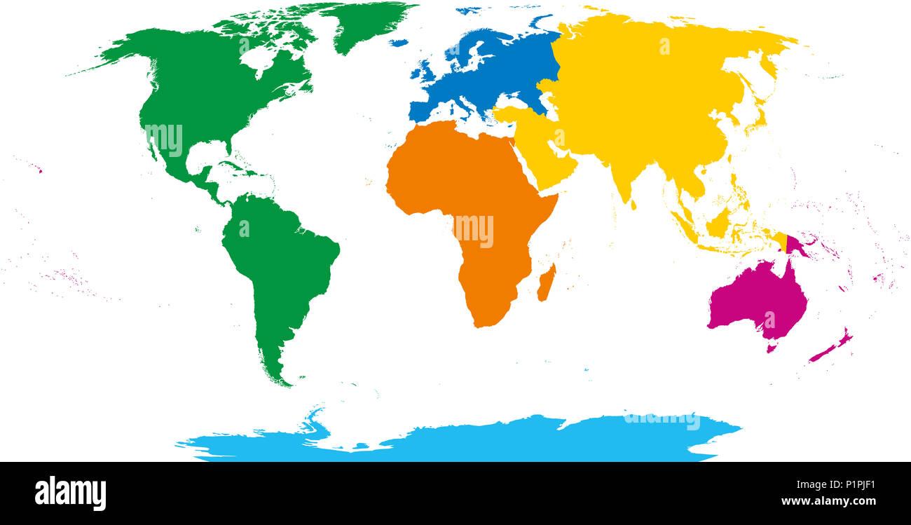 World Map Outline Stockfotos & World Map Outline Bilder - Alamy