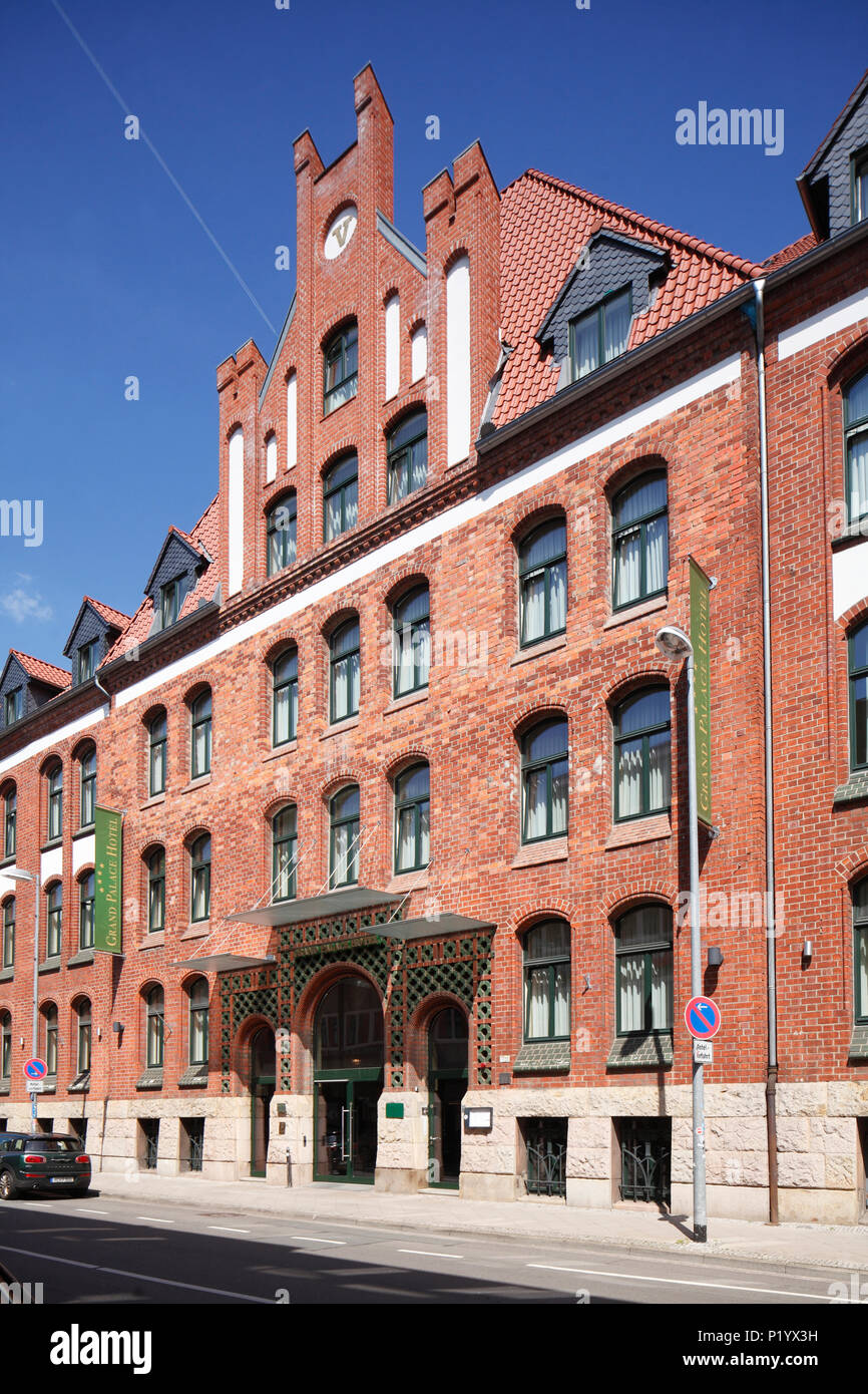 Grand Palace Hotel, Hannover, Niedersachsen, Deutschland, Europa ich Grand Palace Hotel, Hannover, Niedersachsen, Deutschland, Europa Stockfoto