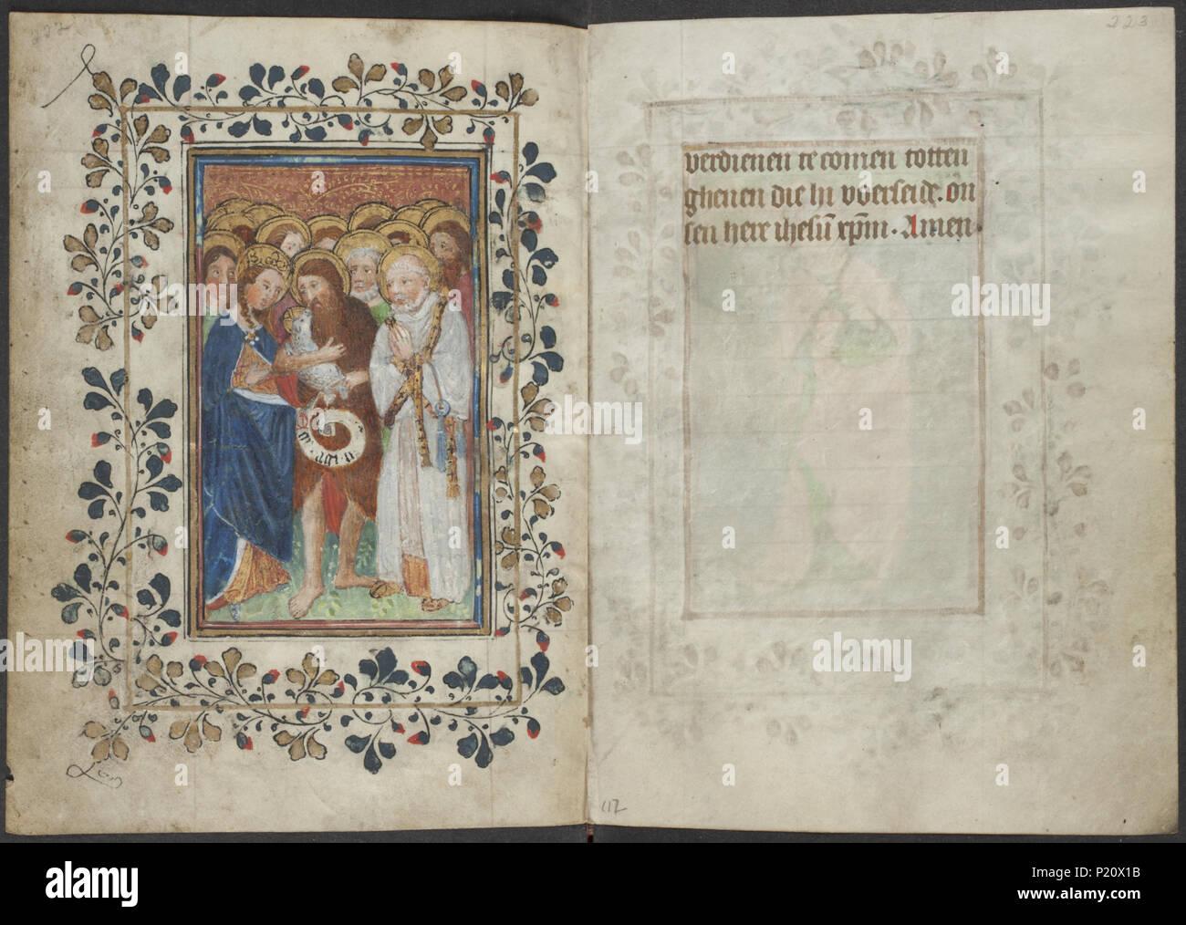 Buch Der Stunden Vom Meister Des Zweder Van Culemborg Kb