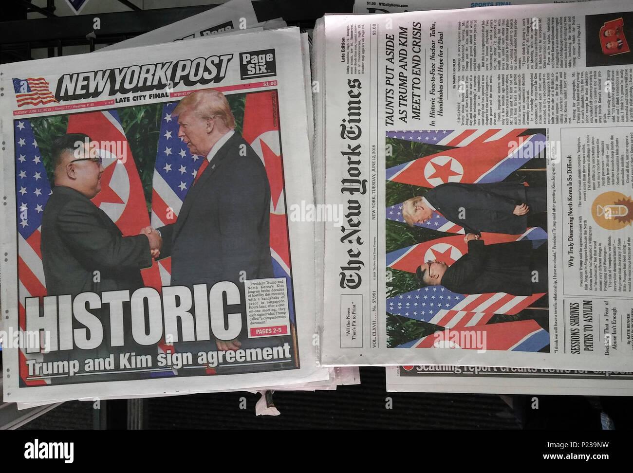 Bild Zeitung Schlagzeilen Des Tages