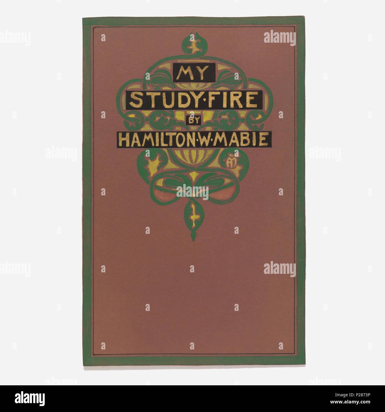 Englisch Zeichnen Entwurf Für Ein Buchcover Meine Studie Feuer