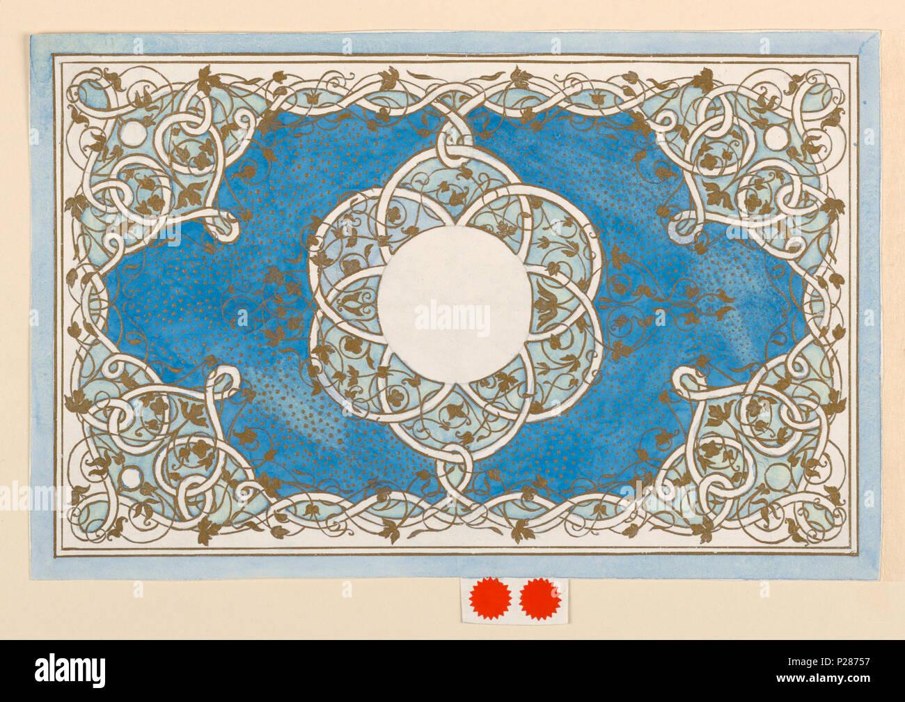 Englisch Zeichnen Entwurf Fur Ein Cover Ca 1894 Englisch