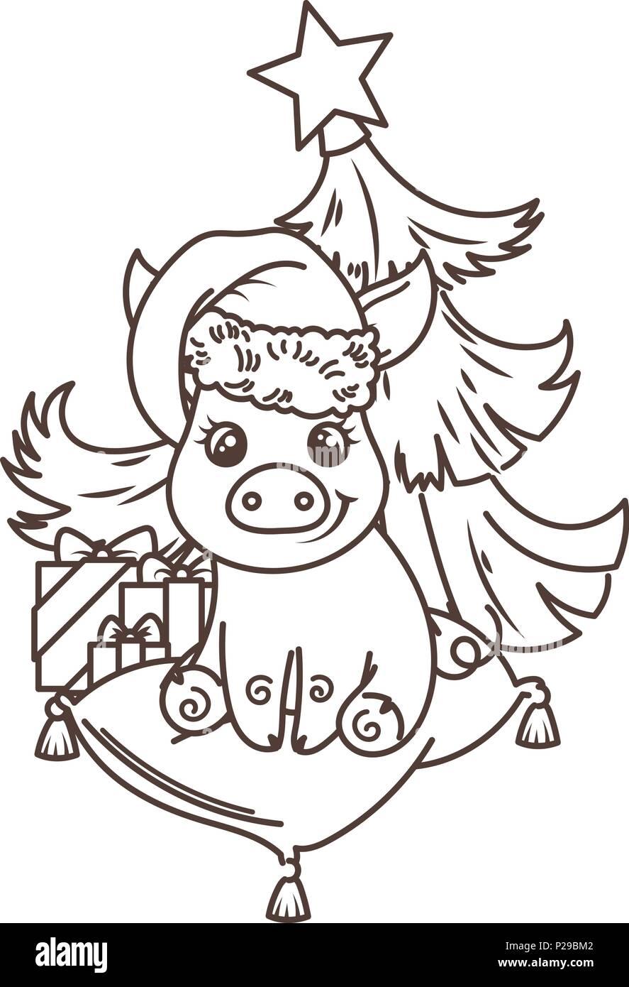 Tolle Grund Schwein Färbung Seite Fotos - Malvorlagen-Ideen ...