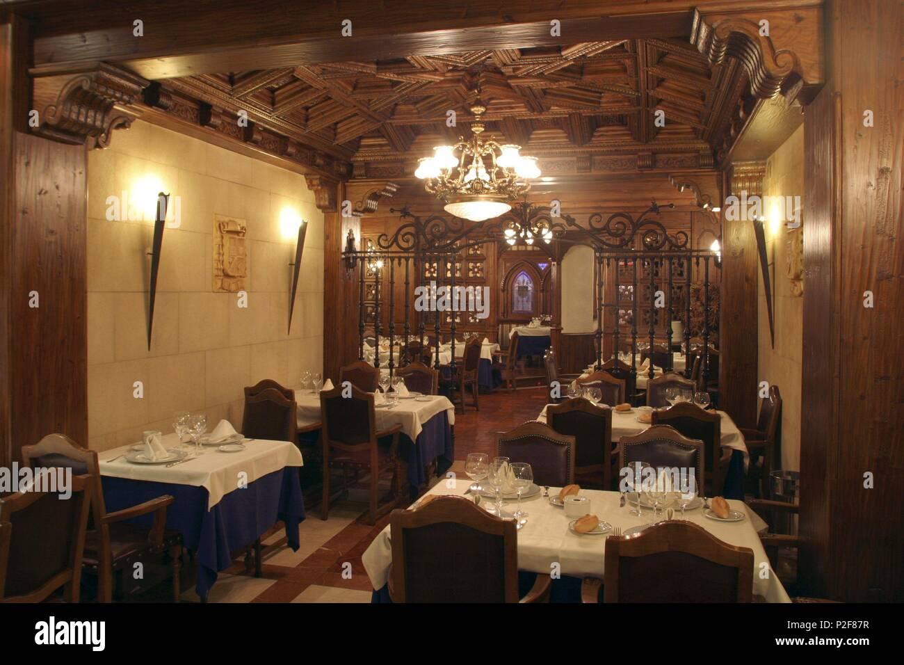 LA RIOJA Rioja Media (Kreis) - logrono. Restaurante/Asador ...