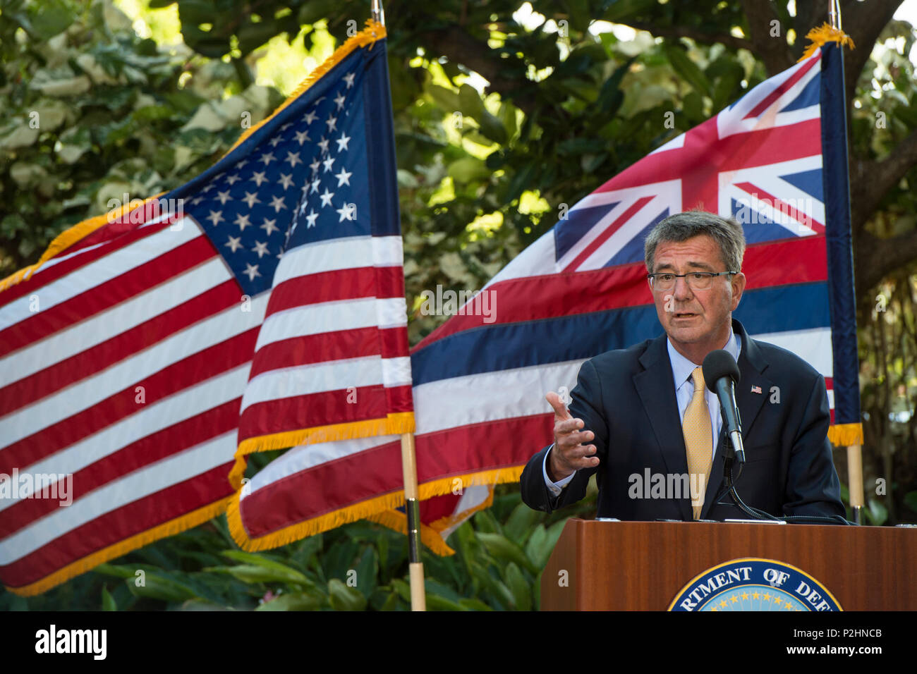 Defense Secretary Of The Air Force Stockfotos & Defense Secretary Of ...