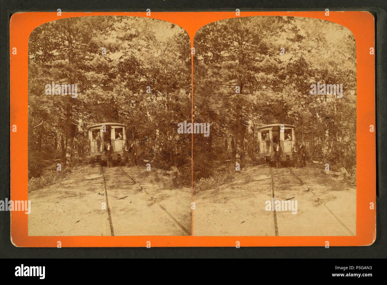 Alternative Titel Mauch Chunk Die Schweiz Von Amerika Abdeckung 1870 1885 Quelle Impressum Watkins NY Und In Syracuse G F Gates