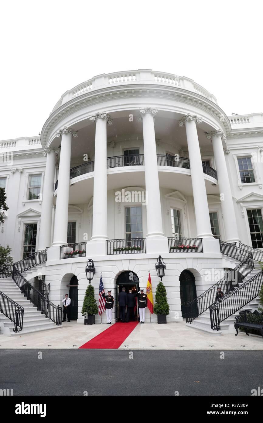 Washington estados unidos 19 juni 2018 us pr sident for Haus in spanien